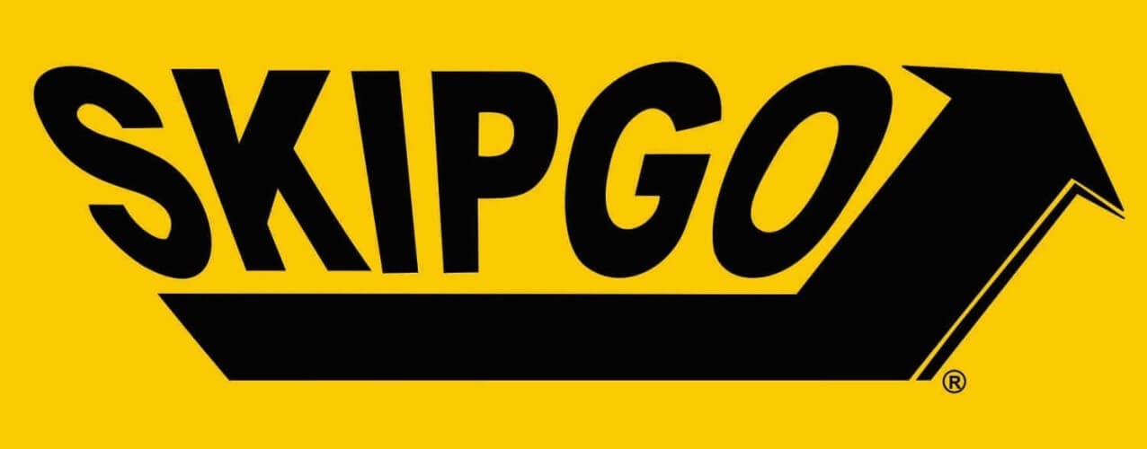 Skipgo Rubble and Waste Removal Logo